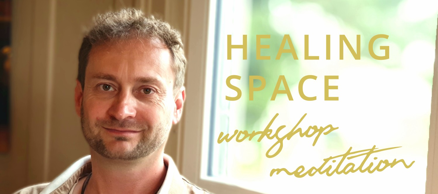 Healing Space with Ibrahim